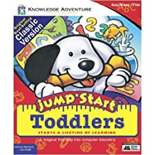 Jumpstart Toddler Classic (PC & Mac) (Jewel Case)
