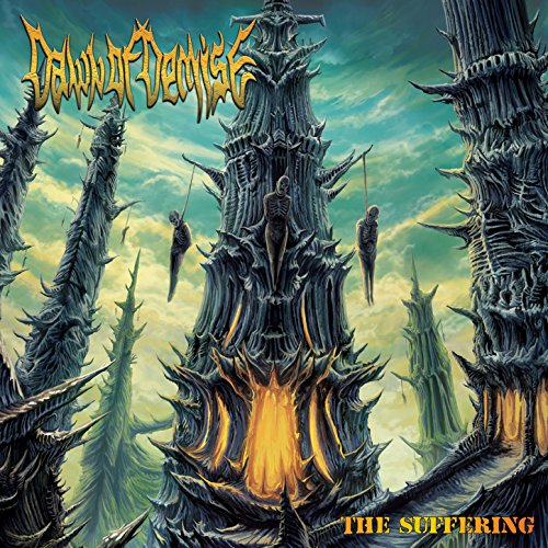 Dawn Of Demise-The Suffering-CD-FLAC-2016-DeVOiD Download