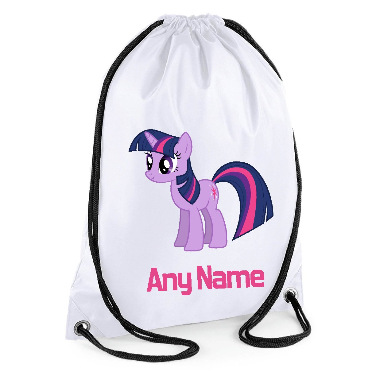 Twilight Sparkle My Little Pony Personalised Gym Sports PE Dance School  2a4536ddb9c9c