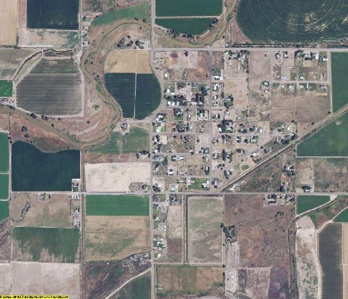 Malheur County Oregon Aerial Photography on DVD