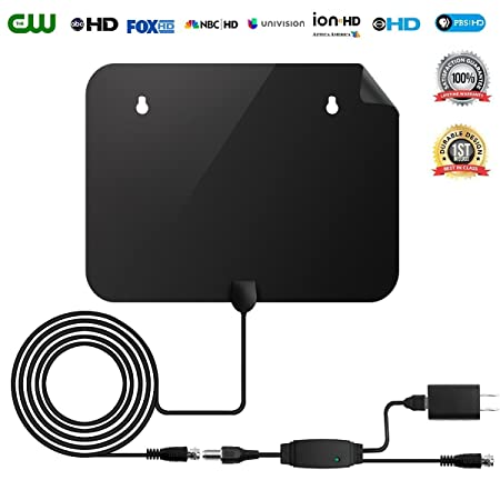 Review [NEWEST 2018] TV Antenna