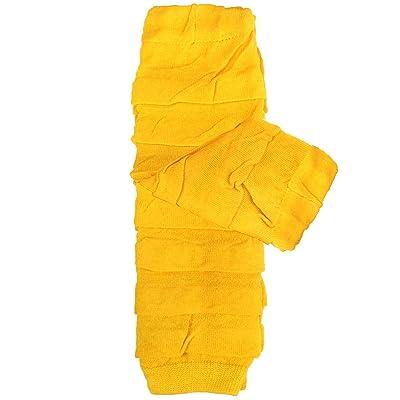 ALLYDREW Solid Baby Leg Warmer & Solid Toddler Leg Warmer for Boys & Girls