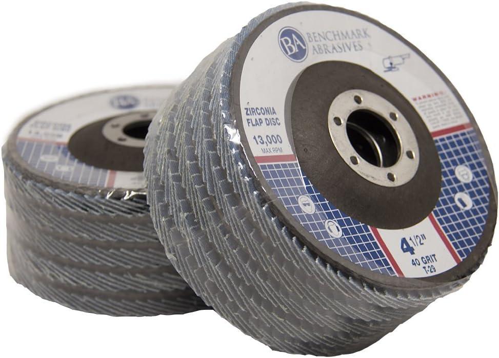 Zirconia Flap Disc Grinding Wheel By Benchmark Abrasives