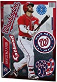 FATHEAD Bryce Harper Washington Nationals MLB 11x16'' Player Decal