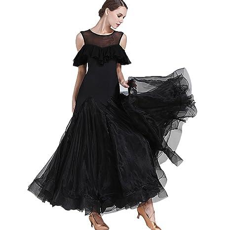 5967b1bcfd Costume da Ballo Standard Nazionale per Le Donne Performance ...