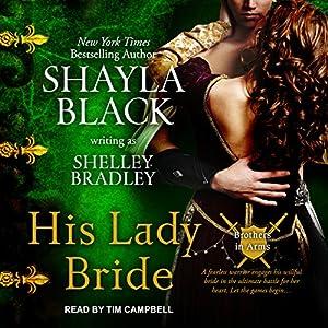 His Lady Bride Audiobook