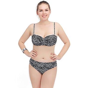 a249e02cd62 Badeanzug ZOYOL-YT Sexy Stripes Bikini Weibliche Badebekleidung Mit ...