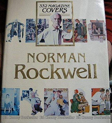 Norman Rockwell's : 332 Magazine Covers (Norman Rockwell Cover)