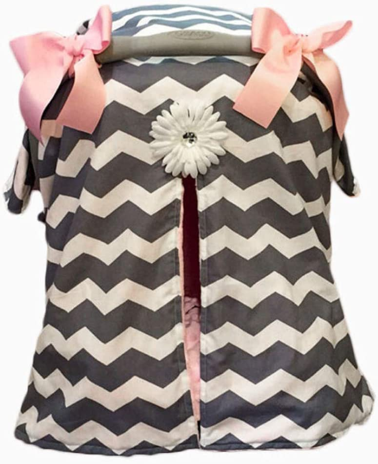 DDDLLL 2019 New Newborn Baby Girl Boy Soft Car Seat Basket Buggy Cover Infant Tent Minky Blanket None 1