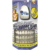Instant Smile Multishade Patented Temporary Tooth Repair Kit