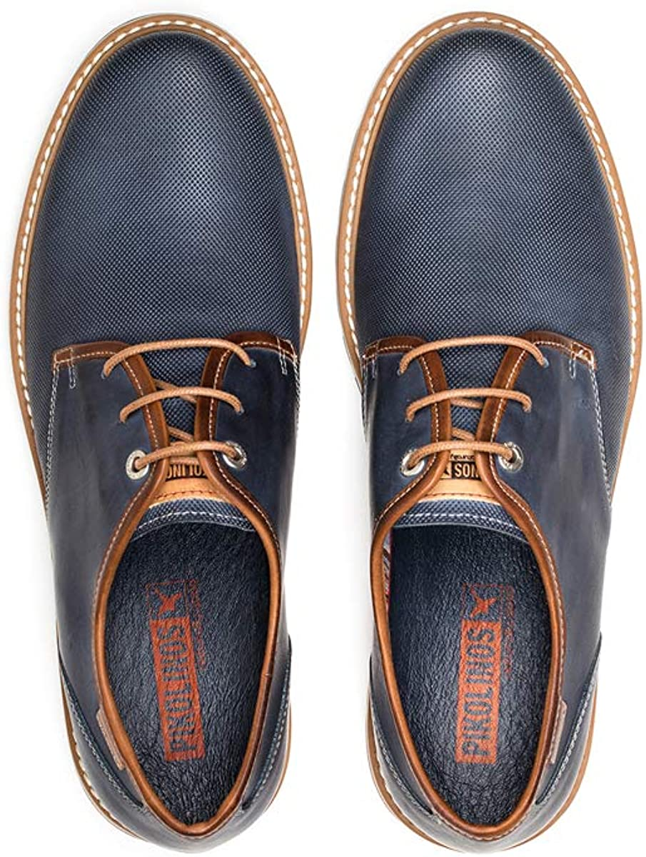 Pikolinos Chaussures Plates en Cuir Berna M8J