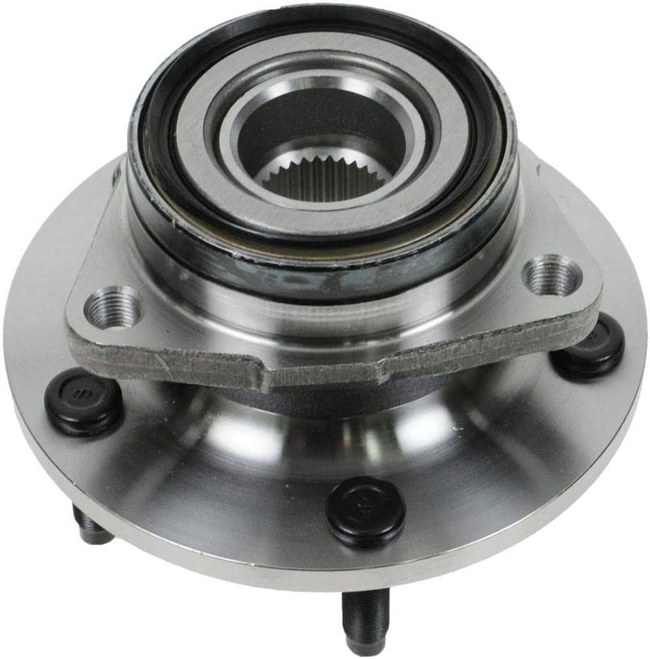 One Bearing Included with Two Years Warranty 1999 fits Dodge Ram 1500 Front Right Wheel Bearing and Hub Assembly Note: 4WD 4-Wheel ABS