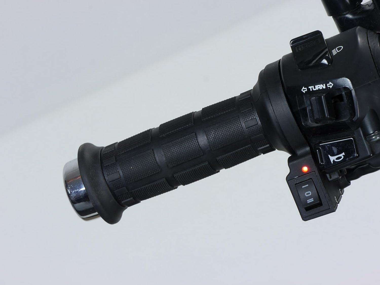 Heizgriffe passend f/ür Yamaha MT-125 MT-125//14 ab 2014
