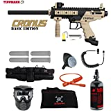 Tippmann Cronus Tactical Specialist HPA Paintball Gun Package