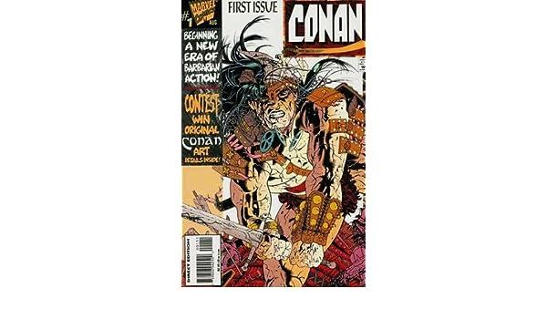 1995 Larry Hama /& Barry Crain Conan No.2