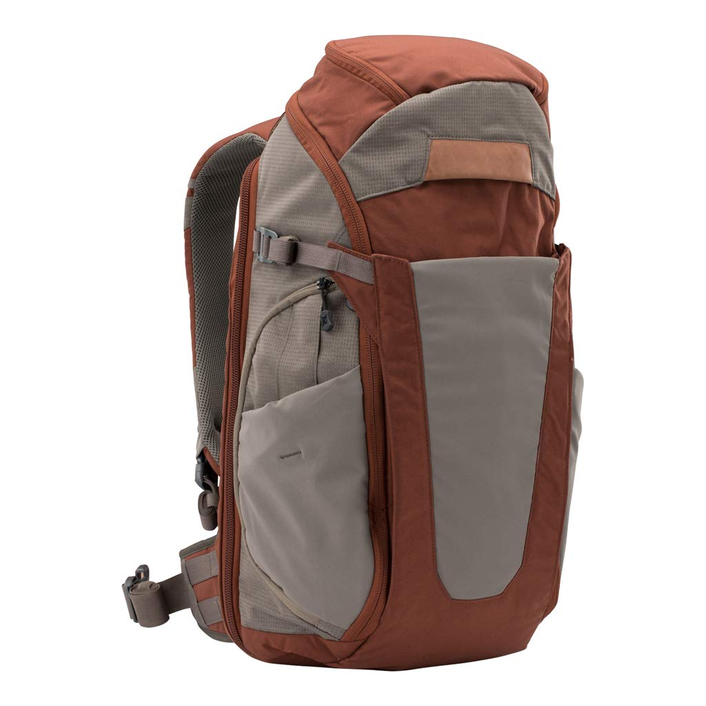 Vertx Gamut Overland Backpack, Sienna/Shock Cord, Brown