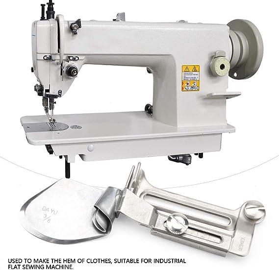 Hongzer Carpeta de la máquina de Coser, Máquina de Coser Plana ...