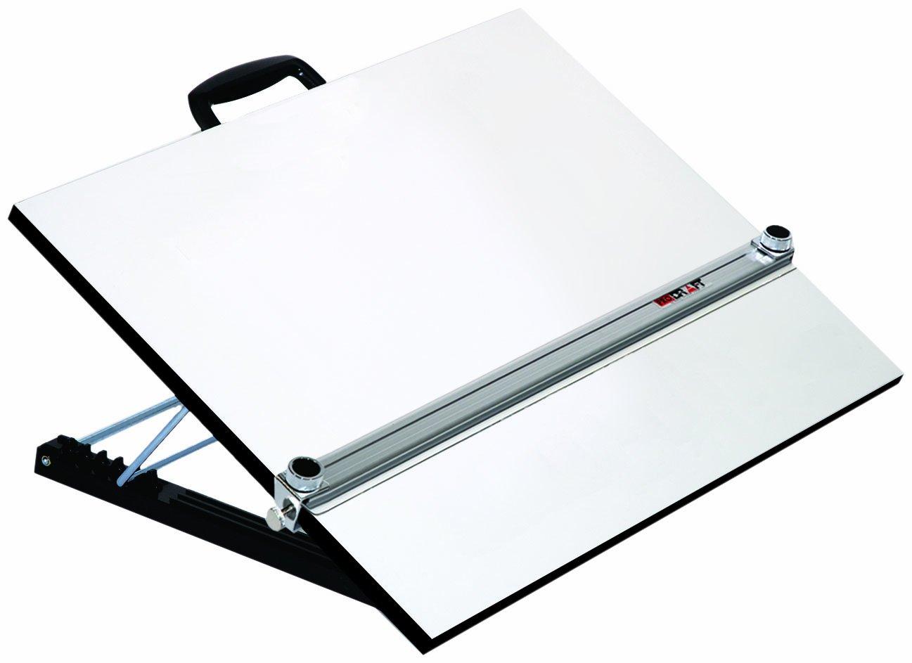 Martin Universal Design U-PEB1824K Adjustable Angle Parallel Drawing Board, Medium, Silver by Martin Universal Design
