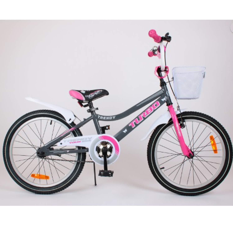 """Scalesport 20TRE-Grau Kinderfahrrad Kinder 20"""" Zoll Kinder Kinderfahrrad Fahrrad Rad Kinderrad Spielrad bd751d"""