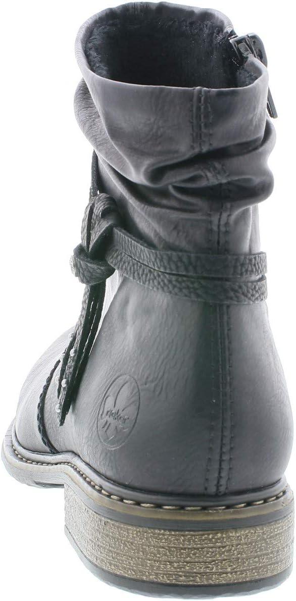 Rieker Stiefeletten Z4953 00 Damen Ankle Boots