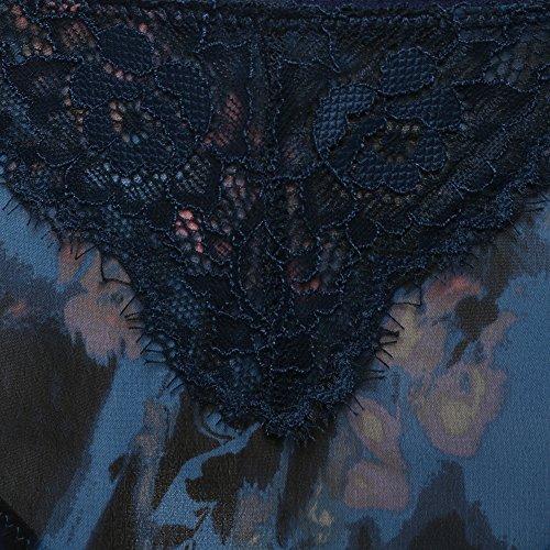 Storelines - Salto de cama - para mujer azul marino