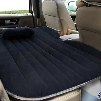CLODE® hinchable de viaje Camping Asiento de coche sueño ...