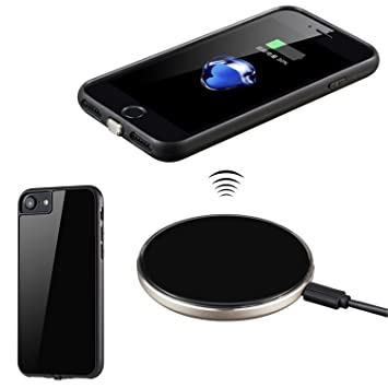 Antye Qi Cargador Inalámbrico Kit para iPhone 7 (4.7 Versión ...