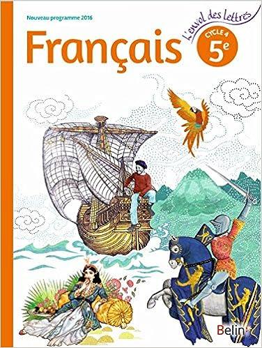 Reserver Des Telechargements Gratuits Francais 5eme 2016