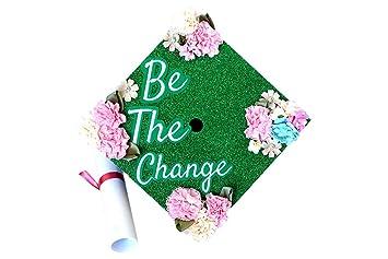 amazon com graduation cap topper personalized graduation cap grad