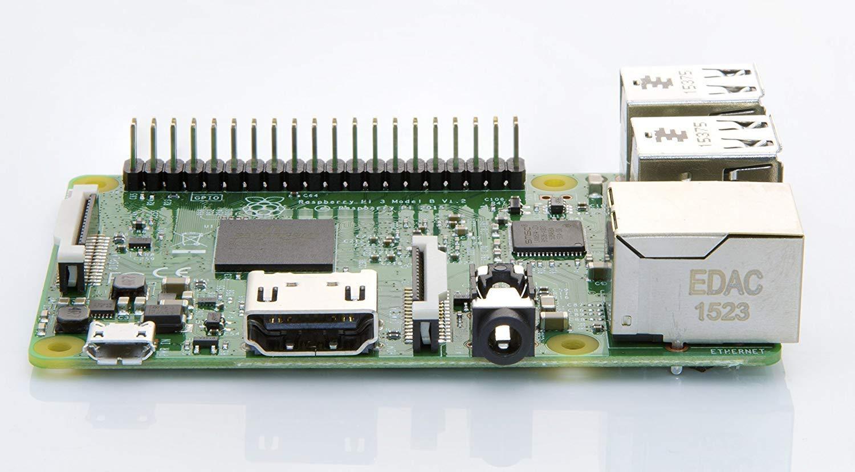 Raspberry Pi 3 Model B Motherboard Element 14