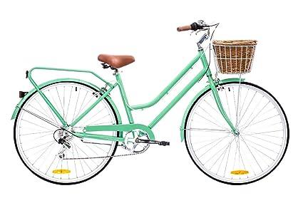 Reid Bicicleta Vintage Classic Lite 7 velocidades - Mujer - Verde ...