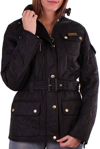 barbour international tourer polar quilted jacket