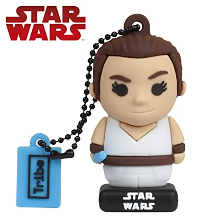 Llave USB 16 GB Rey - Memoria Flash Drive 2.0 Original Star Wars, Tribe FD030506