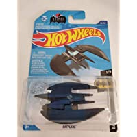 Hot Wheels 2020 Batman - Batplane, 56/250 Black