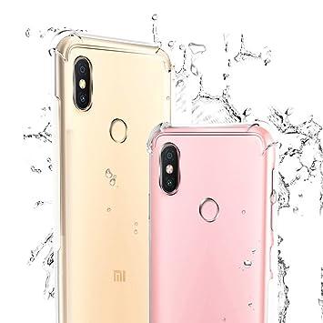 AIOIA Funda TPU para Movíl Xiaomi Redmi S2,Carcasa ...