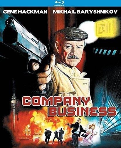 Company Business (1991) [Blu-ray]