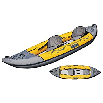 Amazon.com: Island Voyage 2 kayak inflable: Sports & Outdoors