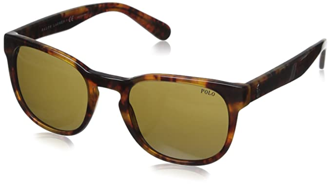 Ralph Lauren POLO 0PH4099 Gafas de sol, Jerry Tortoise, 52 ...