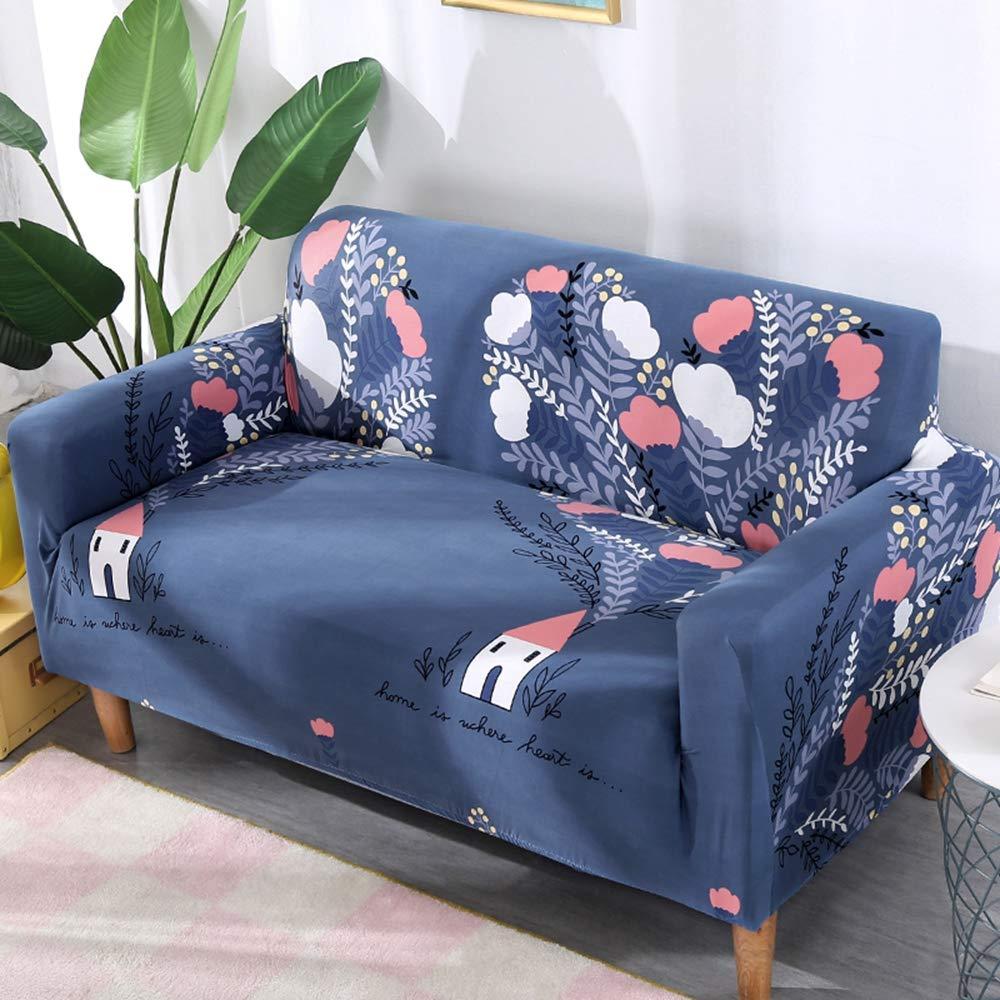 Amazon.com: Funda de sofá universal elástica para cuatro ...