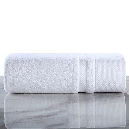 ZHAS Cuidado fácil Estrellas toallas de algodón suave Aumento de adultos engrosamiento de la absorción de
