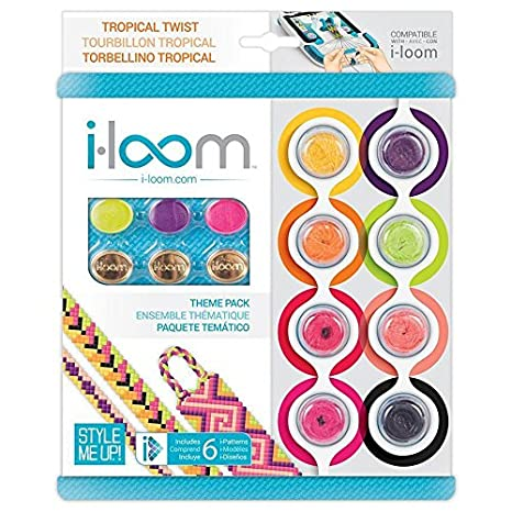 i-loom Tropical Twist