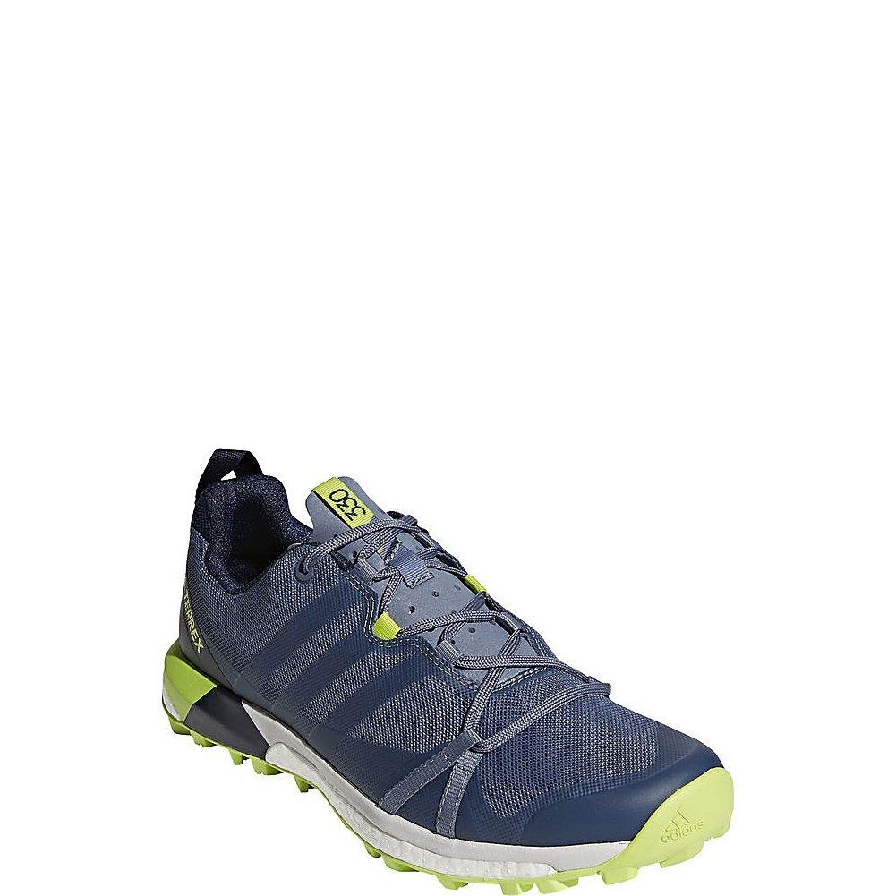 adidas outdoor Men's Terrex Agravic Shoes B072W9J9RN 7.5 D(M) US Raw Steel/Raw Steel/Col. Navy