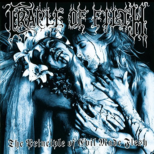 Vinilo : Cradle of Filth - Principle Of Evil Made Flesh (Limited Edition, 2PC)
