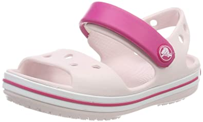 164856ca5 Crocs Unisex Kids Crocband Sandals  Amazon.co.uk  Shoes   Bags