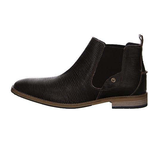 Kim Kay Herren Chelsea Boots: : Schuhe & Handtaschen