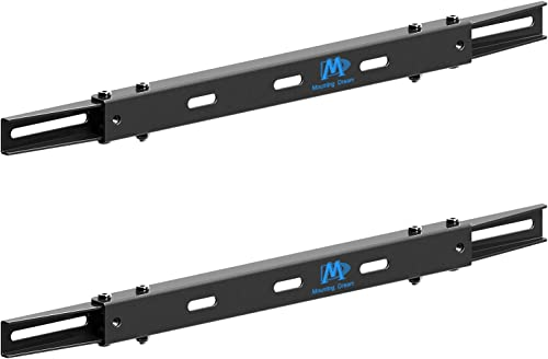 MD Mounting Dream MD5231 TV Wall Mount Extended Bracket For 16 Wall plate, Fitting 18 – 24 Wood Stud, Max Loading Capacity of 154 LB