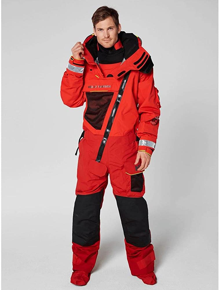 Helly Hansen Mens /Ægir Ocean Survival Suit