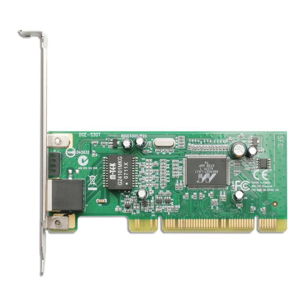 Adaptador de escritorio D-Link DGE-530T 10/100/1000 Gigabit