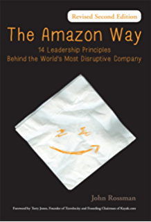 Amazon the everything store jeff bezos and the age of amazon the amazon way 14 leadership principles behind the worlds most disruptive company fandeluxe Images