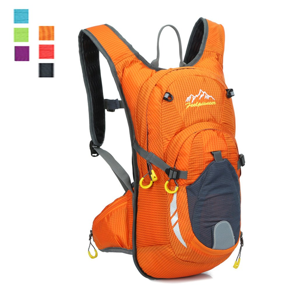 5594fa003f new ZCL 15L Cycling Backpack with Chest Waist Strap for Youth Boys Girls  Kids Women Men